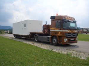 Garage Spezialtransport Metingen Koch